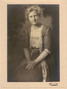 Pauline Dohn Rudolph, circa 1925, WHS Object 1991.3081.2